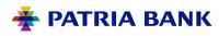 logo Patria Bank